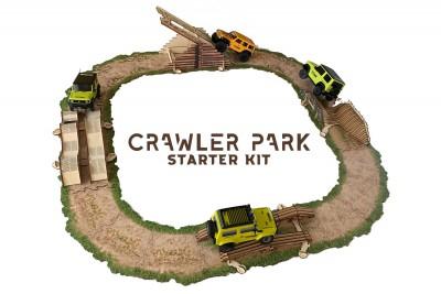 RC CRAWLER PARK STARTER KIT...